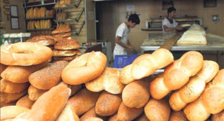 کار در نانوایی در استانبول