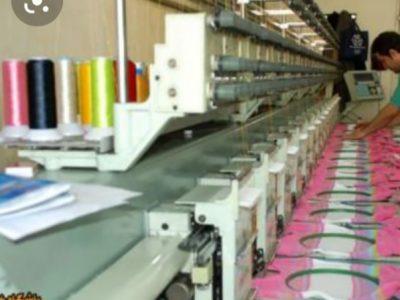 کار در تولیدی لباس