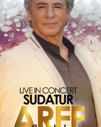 کنسرت عارف در استانبول