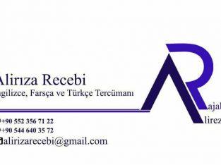 آموزش و ترجمه زبان ترکی استانبولی