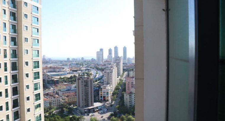 نقاشی ساختمان در ترکیه