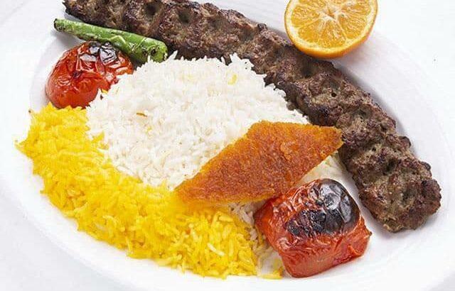 رستوران ایرانی در شهر استانبول