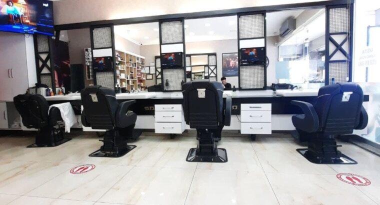 آرایشگاه ایرانی در استانبول