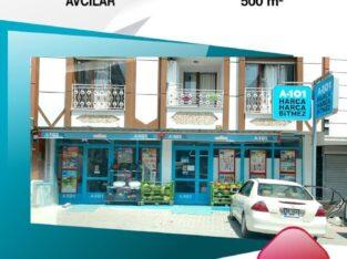 فروش ملک تجاری در استانبول