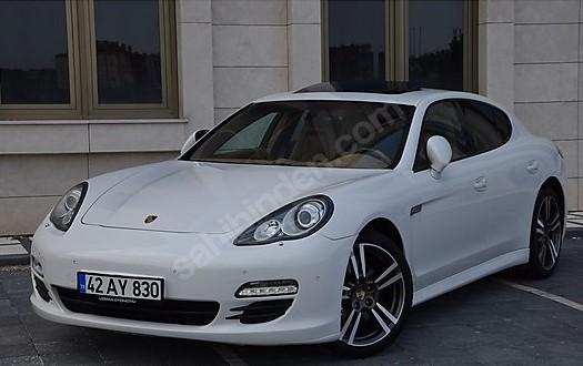 Porsche Panamera4 2011