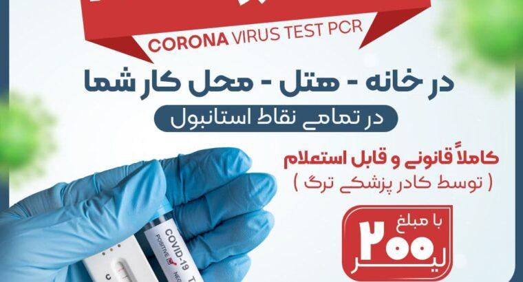 🔺تست PCR