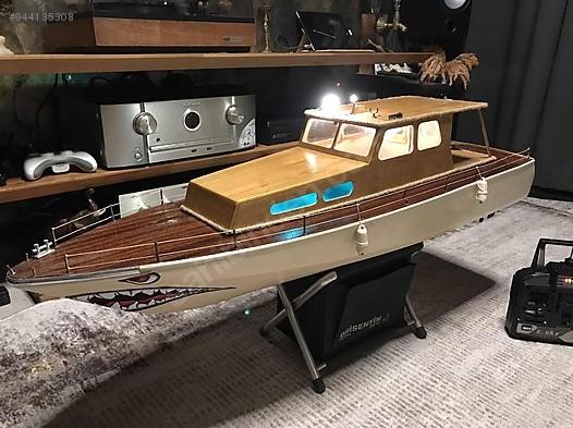 قایق مدل Tamiya rc (105سانتی متر)