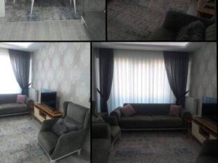 فروش فوری واحد ۲ خواب با اشیا نو در غرب استانبول
