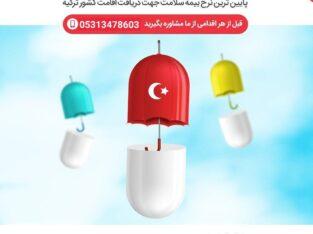 دریافت اقامت یکساله و دوساله توریستی استانبول