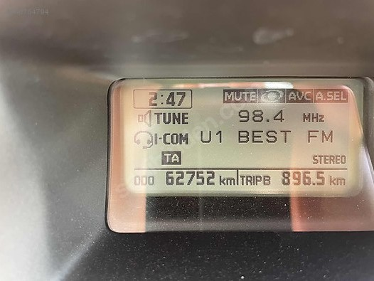Honda Goldwing GL 1800 2015