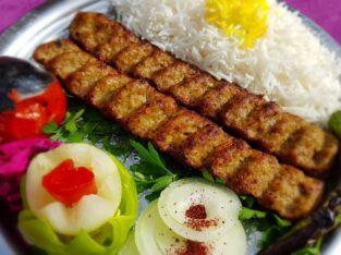 رستوران و کافه ی ایرانی حراسان در آنکارا