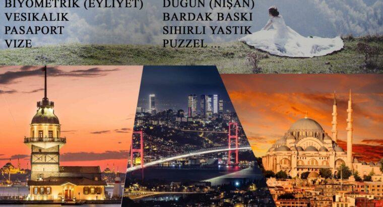 عکاسی حرفه ای در ترکیه