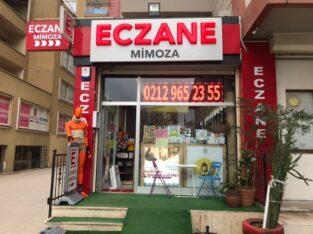 داروخانه ایرانی در استانبول