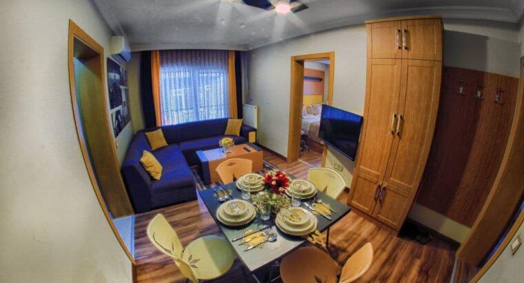 اجاره هتل و سوئیت در آنکارا